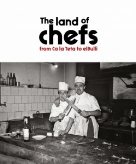 Portada The land of chefs